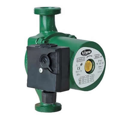 LDB circulating pumps